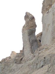 ロトの妻の柱